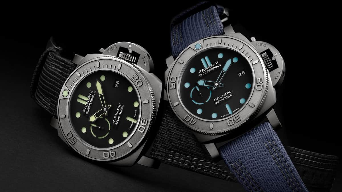 Introductie Van De Panerai Submersible Mike Horn (Limited) Edition - 47MM