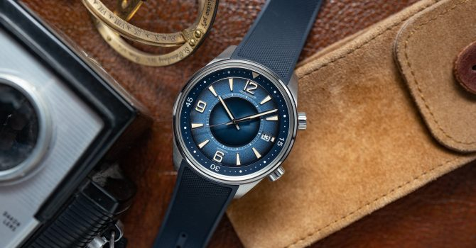 Jaeger-LeCoultre Onthult De Polaris Date Limited Edition, Speciaal Voor Amerika