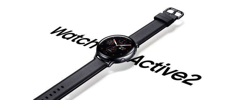 Samsung Galaxy Watch Active 2 - Presteer vanaf nu optimaal