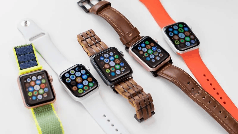 Apple Onthult Per Ongeluk Interessante Nieuwe Apple Watch Series 5