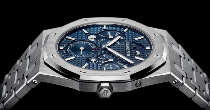 Introductie Van De Audemars Piguet Royal Oak Perpetual Calendar Ultra-Thin