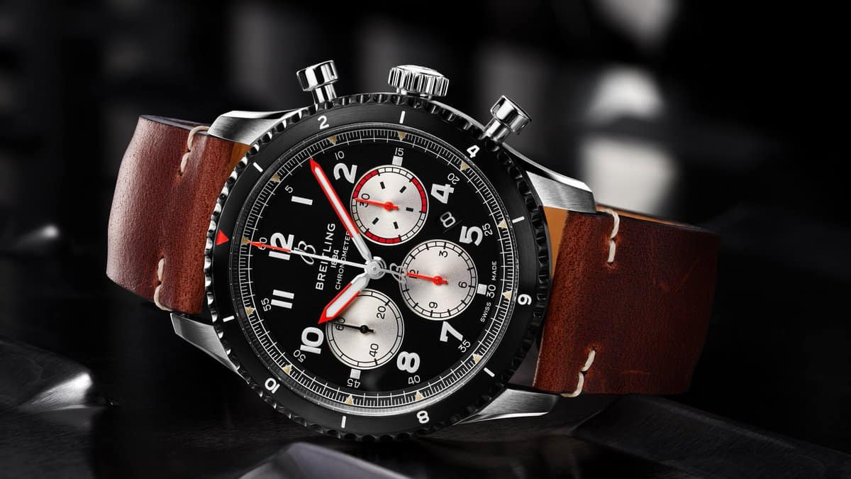 Just Shake the Boel: The New Breitling Watch Aviator 8 B01 Chronograph 43 Mosquito