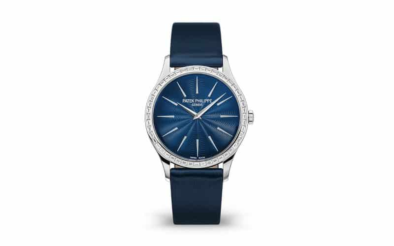 Dameshorloge 2019: Patek Philippe Ladies' Calatrava