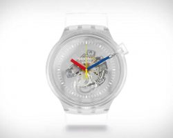 Swatch Watch The New Big Bold Jellyfish Watch