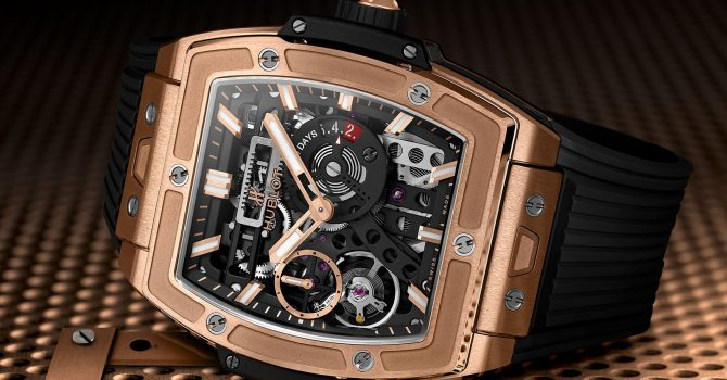 Memperkenalkan Hublot Spirit Of Big Bang Meca-10